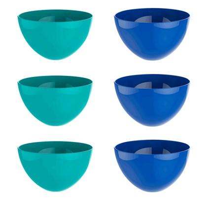 Bowl Plástico Multiuso 650 ml Pacote Com 36 Peças