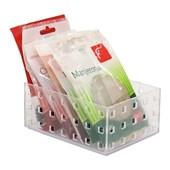 Caixa Organizadora Transparente 14x7x4 - Clink