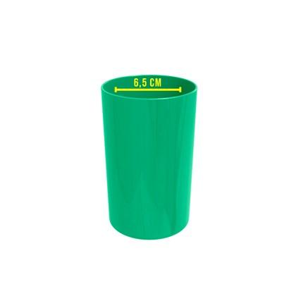 Copo Plástico POP Cilindrico 300 ml