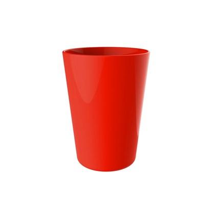 Copo Plástico POP Cônico 400 ml