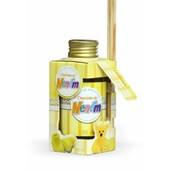 Difusor de Aromas 100ml Cheirinho de Nenem Amarelo - Amazonia Aromas