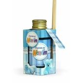 Difusor de Aromas 100ml Cheirinho de Nenem Azul - Amazonia Aromas