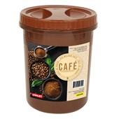 Pote  Com Rosca Para Café 2 litros