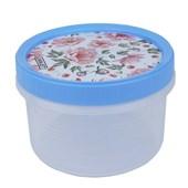 Pote de Plástico Com Rosca Amore 500 ml