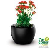 Vaso Autoirrigável Redondo Para Plantas e Temperos
